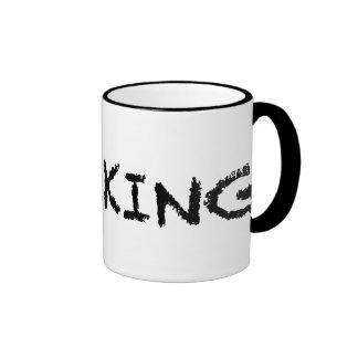 I Love Hiking Coffee Mugs