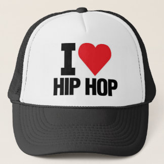 I Love hip hop HAT