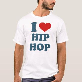 I Love Hiphop Shirt