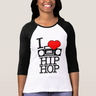 I love HIPHOP T-Shirt
