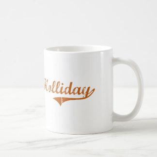 I Love Holliday Texas Mug