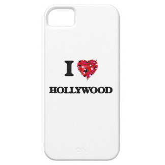 I Love Hollywood iPhone 5 Covers