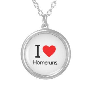 I Love Home Runs Jewelry