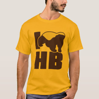i love honey badger T-Shirt