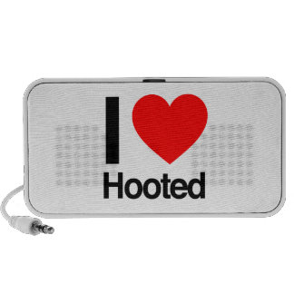 i love hooted notebook speakers