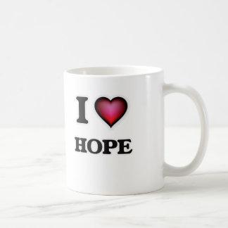 I love Hope Coffee Mug