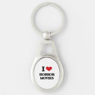 I love Horror Movies Key Chains