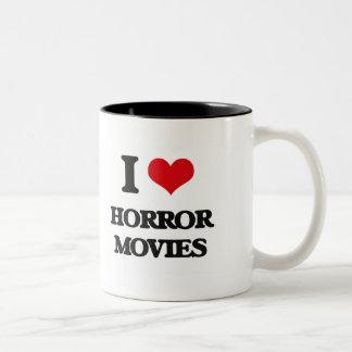 I love Horror Movies Coffee Mug