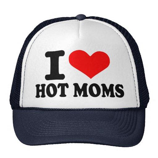 I love hot moms mesh hats