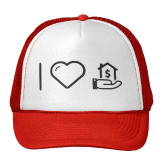 I Love House Finances Cap