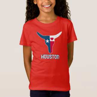 I love Houston. I love Texas. T-shirt