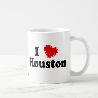 I Love Houston Coffee Mug