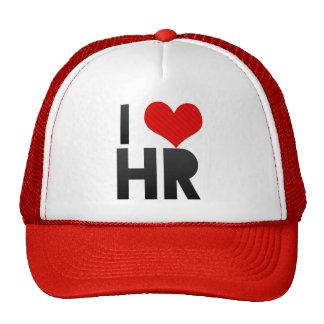 I Love HR Cap