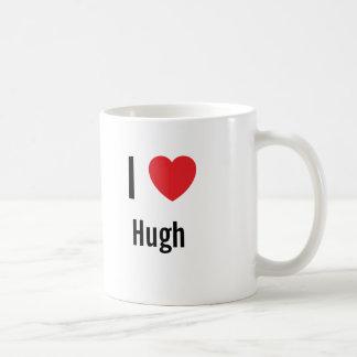 I love Hugh Coffee Mug