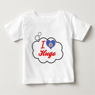 I Love Hugo, Minnesota Baby T-Shirt
