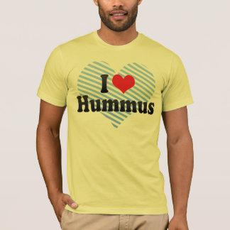 I Love Hummus T-Shirt