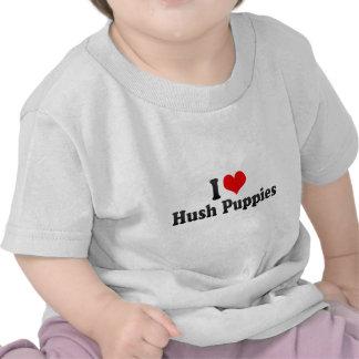 I Love Hush Puppies T Shirt