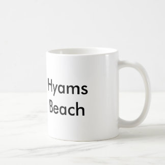 I Love Hyams Beach Coffee Mug