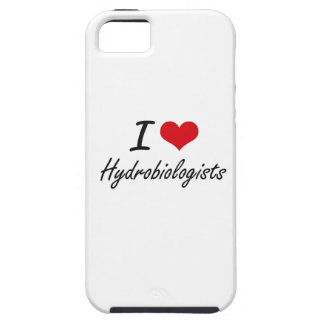 I love Hydrobiologists iPhone 5 Cases
