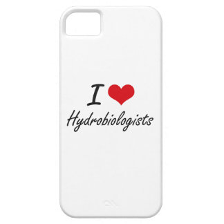 I love Hydrobiologists Barely There iPhone 5 Case