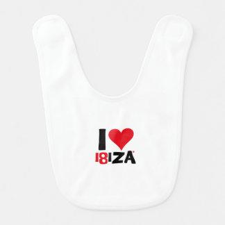 I love Ibiza 18IZA Special Edition 2018 Bib