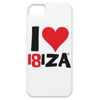 I love Ibiza 18IZA Special Edition 2018 iPhone 5 Covers