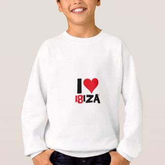 I love Ibiza 18IZA Special Edition 2018 Sweatshirt