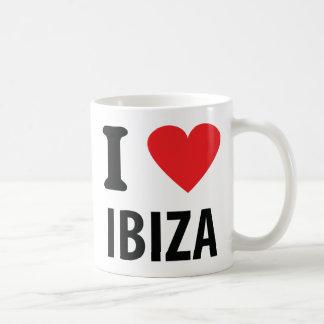 I love Ibiza icon Coffee Mug