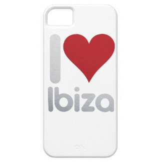 I LOVE IBIZA iPhone 5 COVERS