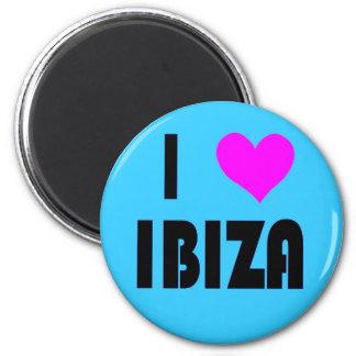 I love Ibiza magnet