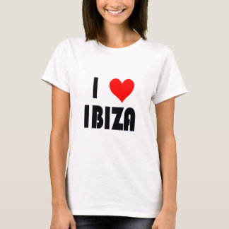 I love Ibiza tee