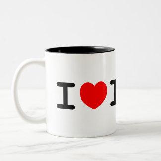 I Love ICAC Mug