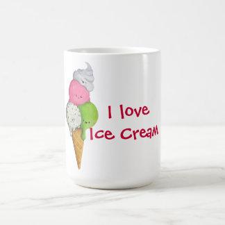 I love Ice Cream Mugs