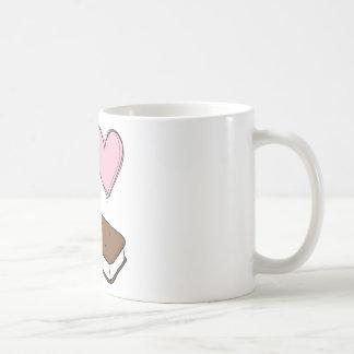 I love ice cream sandwiches! coffee mug