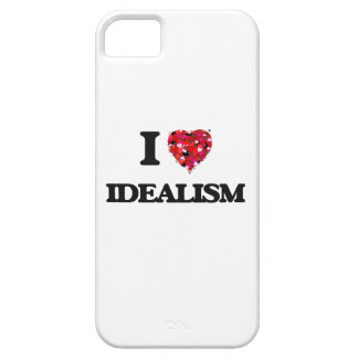 I Love Idealism iPhone 5 Covers