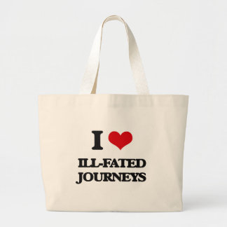I love Ill-Fated Journeys Bags