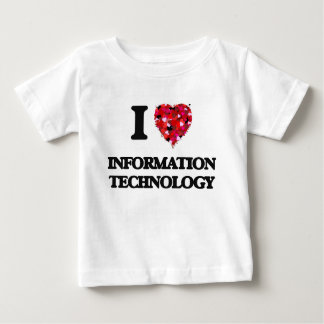 I Love Information Technology Shirts