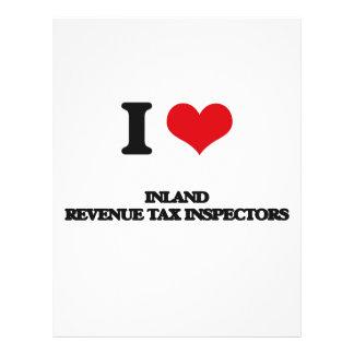 I love Inland Revenue Tax Inspectors Flyers