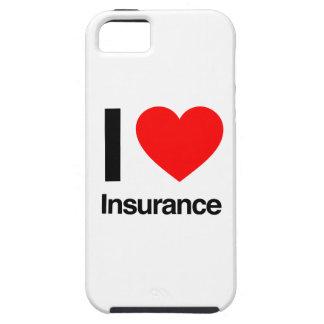 i love insurance iPhone 5 case