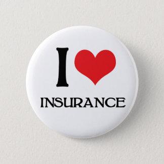 I Love Insurance - Flo Button