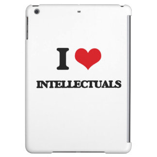 I love Intellectuals Cover For iPad Air