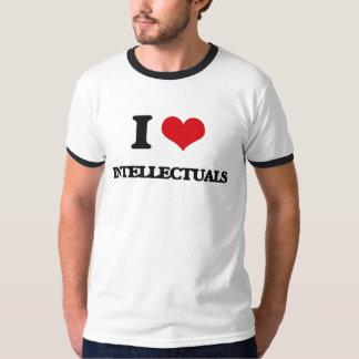 I love Intellectuals Tee Shirt