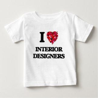 I love Interior Designers Infant T-Shirt