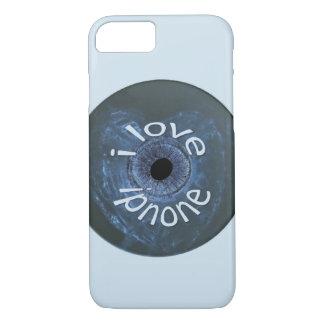 I love iphone iPhone 8/7 case