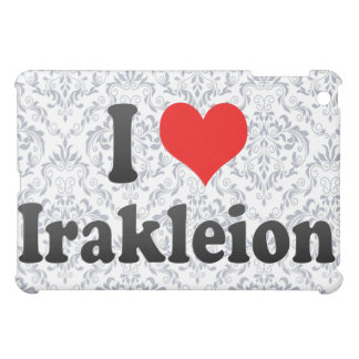I Love Irakleion, Greece iPad Mini Cases