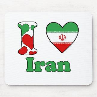 I love Iran Mouse Pad