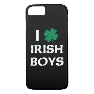 I Love Irish Boys iPhone 7 Case