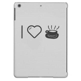 I Love Irish Coffee iPad Air Cases