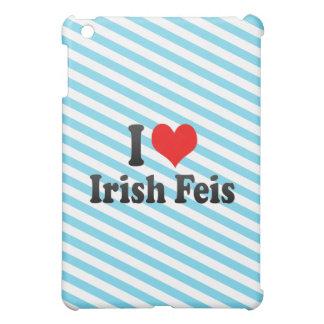 I love Irish Feis iPad Mini Cases