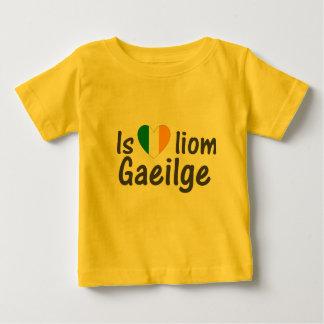 I Love Irish Gaeilge Gaelic Toddler T Shirt